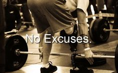 No Excuses Pics [Part 20 Incredible Fitness & Gym Motivational Pictures To Inspire You! Fitness Inspiration, Motivation Inspiration, Workout Inspiration, Fitness Motivation, Lifting Motivation, Motivation Wall, Fitness Quotes, Motivational Pictures, Health Quotes
