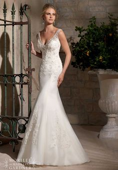 Mori Lee - 2710 - All Dressed Up, Bridal Gown