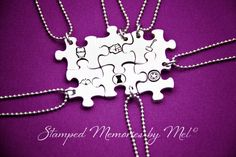 Fan-tastic Necklace Hand Stamped Fangirl by StampedMemoriesbyMel