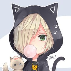 "Yuri ""Yurio"" Plisetsky - Yuri!!! on Ice by RARIA❖奈音 on pixiv"