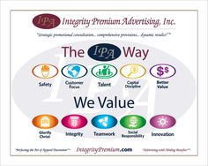 We have published today our company's core values. Check it out!!!