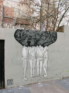 street art by Hyuro, Valencia Spain. 000