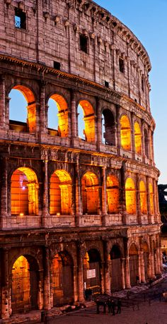 The Colosseum, Rome   |   Complete List of the New 7 Wonders