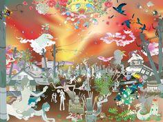 Chiho Aoshima, 2002 ©Chiho Aoshima/Kaikai Kiki Co., Ltd. All Rights Reserved. Courtesy Galerie Perrotin