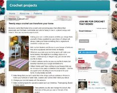 How crochet can transform your home