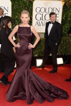 Taylor Swift in Donna Karan Atelier  (Golden Globes 2013)