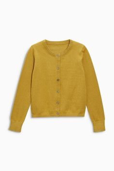 Buy Ochre Cardigan (3-16yrs) from the Next UK online shop