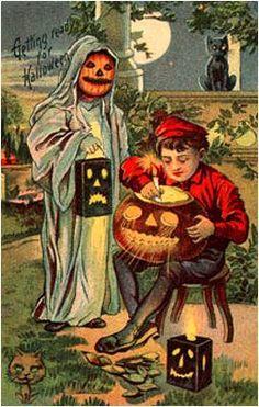 gifs automne et halloween