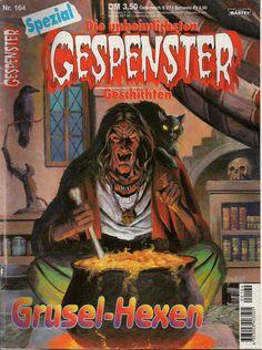 Gespenster Geschichten Spezial #164 - Grusel-Hexen