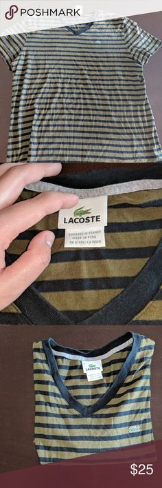 Lacoste Men Shirt pre owned but in good condition Lacoste Shirts