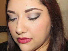 Studio Gear Holiday Smokey Eye Palette   Review and Look by Beauty With Lily