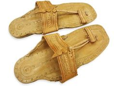 Unisex Water Buffalo Hippie Jesus Sandals Size 9