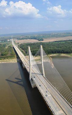 Bill Emerson Memorial Bridge, Cape Girardeau, MO