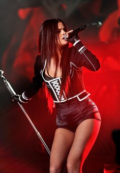Selena gomez Jingle Ball