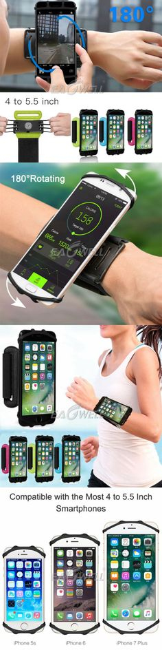 More Mile BRASSARD IPHONE 4 /& 5 Carrier Running Fitness Cyclisme