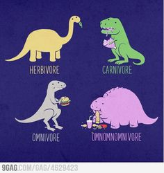 this is hilarious. and dinosaurs are awesome.