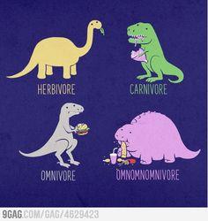 Omnomnomnivore