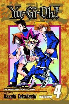Yu-Gi-Oh! Vol. 4: Kaiba's Revenge -Kazuki Takahashi