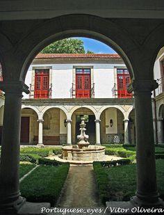 Pousada de Guimarães - Santa Marinha - Portugal by Portuguese_eyes, via Flickr