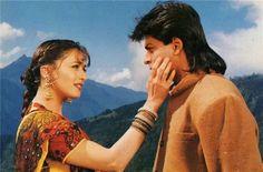 SRK and Madhuri Dixit - Koyla (1997)