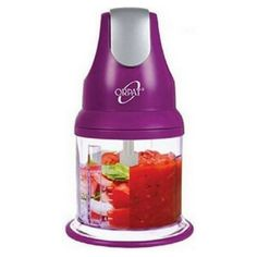 Orpat Express Chopper 250 W Hand Blender- Top 10 Hand Blenders To Add to Your Kitchen For Delicious Food Hand Blender, Chopper, Yummy Food, Hands, Purple, Kitchen, Blenders, India, Top