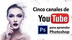 Si quieres descubrir nuevas técnicas y trucos para editar fotos, entonces echa un vistazo a estos cinco canales de Youtube para aprender más de Photoshop.