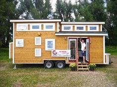 24′ Luxury Tiny Home on Wheels by Tiny House Chattanooga Read more at http://tinyhousetalk.com/24-luxury-tiny-home-on-wheels-by-tiny-house-chattanooga/#PYOpiXrPLcIT6OyJ.99