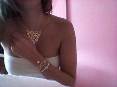 Flash tattoos gold for summer