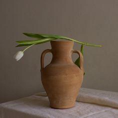 La Beata clay vase – SABELLAR