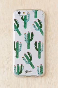 Sonix Clear Cactus iPhone 6/6s Case