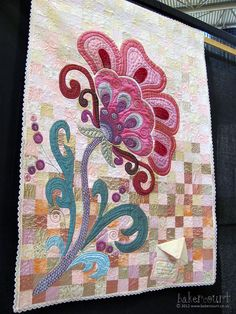 Bakercourt - Knitting, Sewing, Crafting.: The 2012 Festival of Quilts