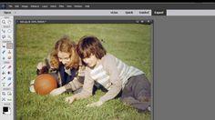 Photoshop Elements, Basic Training Part 3 of 8
