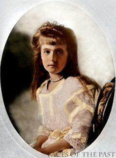 Grand Duchess Anastasia Nikolaievna Romanov
