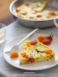 ... Bacon, Green Onions, and Cheese | Recipe For Frittata, Canadian Bacon