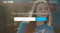 Favor app: get delivery from anywhere, even if they don't deliver