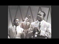 """""""IF I DIDN'T CARE"""" THE INK SPOTS 1939"""