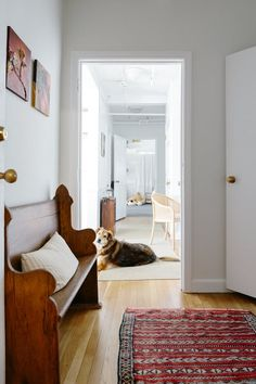 House Tour: A Boston Interior Designer's Eclectic Home | Apartment Therapy