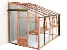 Growhouse Lean To 6 x 10