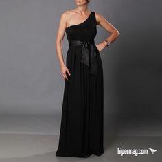 Стилна рокля в черен цвят от AGGATA http://hipermag.com/дамски-дрехи-aggata