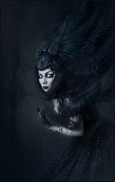 Bathoriya – Mesmerism • Dark Beauty Magazine