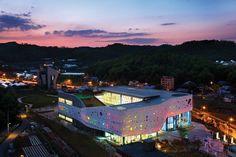 Incheon Children Science Museum / HAEAHN Architecture + Yooshin Architects & Engineers + Seongwoo Engineering & Architects
