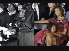 Photo of Coretta Scott King, Michelle Obama goes viral: 'One black man died for another black man to win'
