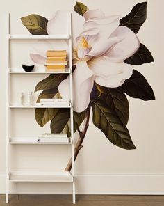 oversized flower paintings - Google Search