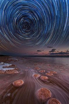 Passage of Time, Lake Clifton in Western Australia, by Michael Goh, on 500px. #star #trails #photography