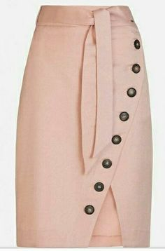 Shop sexy club dresses, jeans, shoes, bodysuits, skirts and more. Cute Fashion, Modest Fashion, Fashion Dresses, Womens Fashion, Skirt Outfits, Dress Skirt, Casual Outfits, Midi Skirt, Linen Skirt