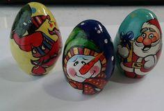 اینم ازتخم مرغای شب عید #egg#eggpainting#acrylic#painting#تخم.مرغ.نقاشیشده#عید#