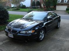 2001 PONTIAC GRAND PRIX-BLACK-2 OWNER-GOOD CONDITION-CLEAN TITLE! - $1200 (MURFREESBORO)  Date: 2012-06-06, 10:12PM CDT  Reply to: see below [Errors when replying to ads?]  GOOD CONDITION 2001 PONTIAC GRAND PRIX-137K MILES- 2 OWNER- BLACK ON GRAY- CLEAN TITLE- HAS A COUPLE OF DOOR DINGS- RUNS GOOD- TIRES ARE 50% TREAD. I LIVE IN MURFREESBORO. CALL HALEY WITH QUESTIONS 256.665.4606.