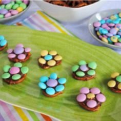 Cute Easter treat (this doesn't link to instructions, though- just have to go by the picture)