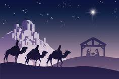 Cómo explicar a los niños los Reyes Magos