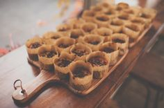 petite kitchen: BOILED ORANGE MINI CAKES TOPPED WITH CACAO NIBS
